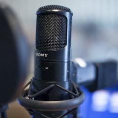 SPECIALISTE Voix Off SONACOM Micro Sony C800