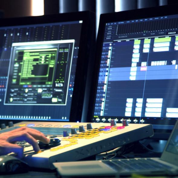 Studio Mixage TV et Radio SONACOM