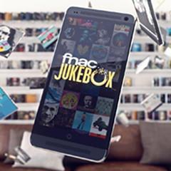 Publicité TV FNAC JUKEBOX SONACOM
