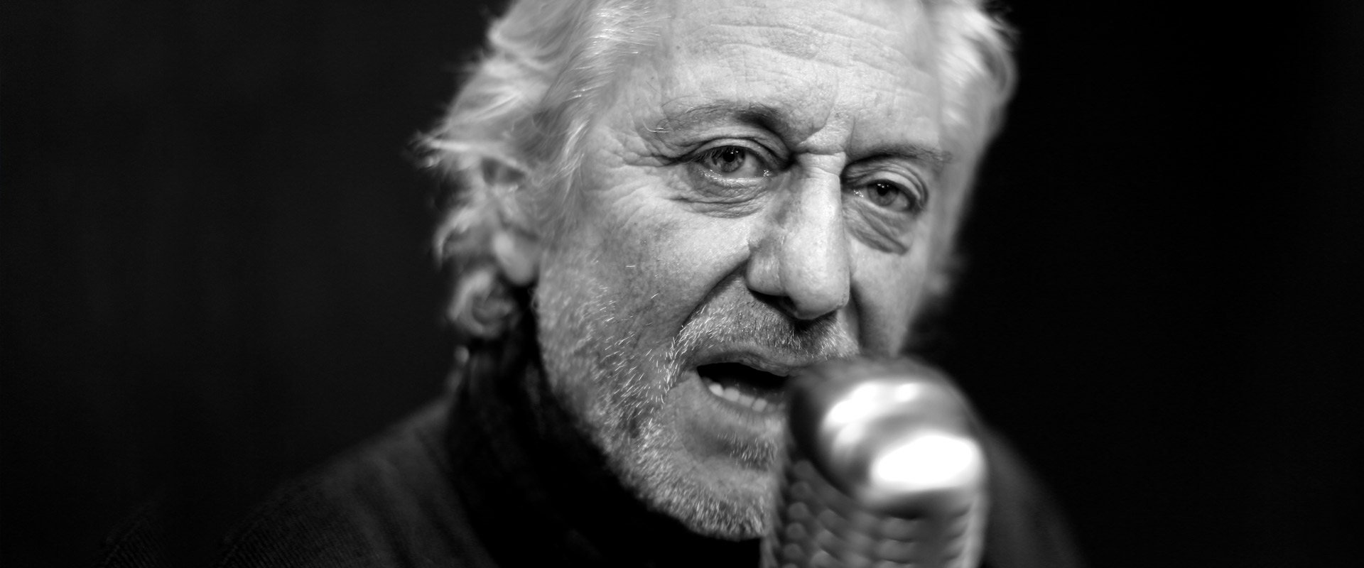 Patrick Poivey Voix Off enregistre chez Sonacom studio Paris